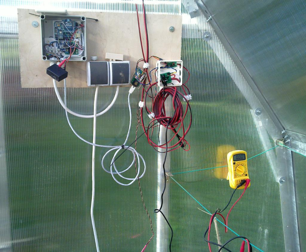 greenhouse controller