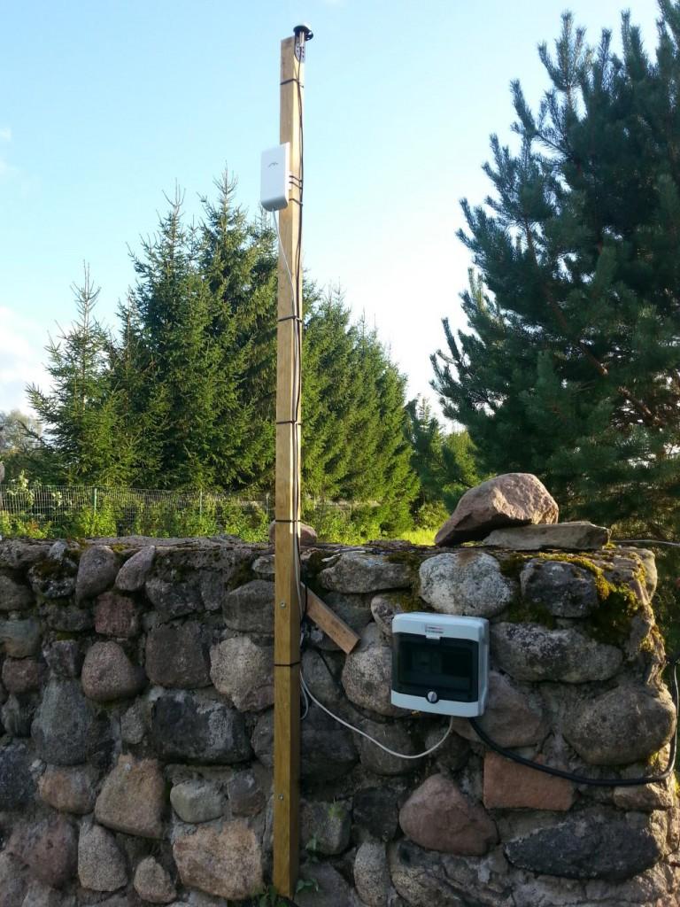 RTK GPS basestation